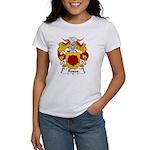 Rosas Family Crest Women's T-Shirt
