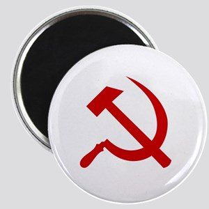 Hammer and Sickle Magnets