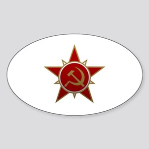 Hammer and Sickle Sticker