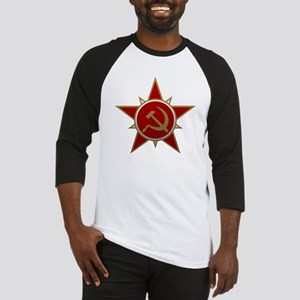 Hammer and Sickle Baseball Jersey