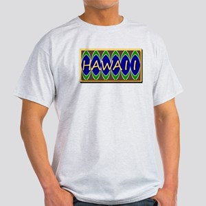 HAWAII TIKI BLUE T-Shirt