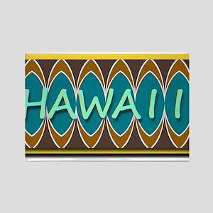 HAWAII TIKI TEAL Magnets