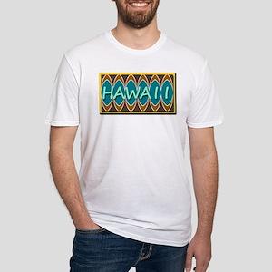 HAWAII TIKI TEAL T-Shirt