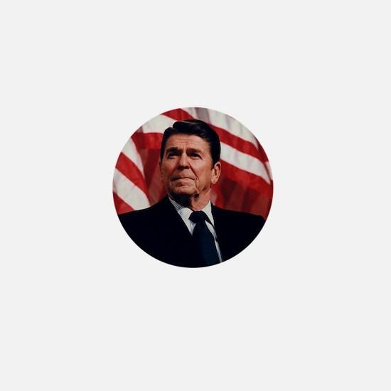 Ronald Reagan Mini Button