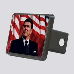 Ronald Reagan Rectangular Hitch Cover