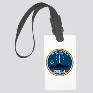 MUOS-4 Large Luggage Tag