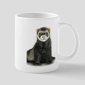 High detail ferret design Mugs