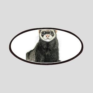 High detail ferret design Patch