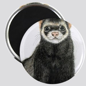 High detail ferret design Magnets