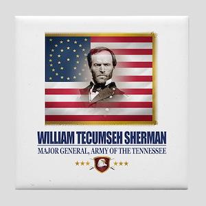 Sherman (C2) Tile Coaster