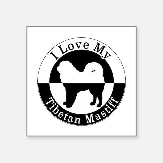 Tibetan Mastiff Sticker