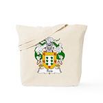 Roa Family Crest Tote Bag