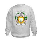 Roa Family Crest Kids Sweatshirt