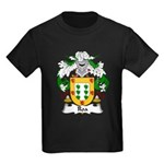 Roa Family Crest Kids Dark T-Shirt