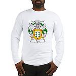 Roa Family Crest Long Sleeve T-Shirt