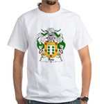 Roa Family Crest White T-Shirt