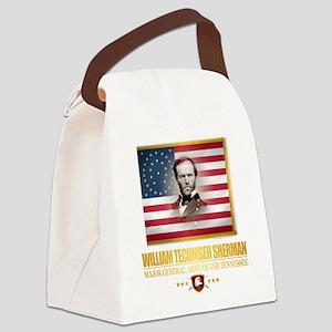 Sherman (C2) Canvas Lunch Bag
