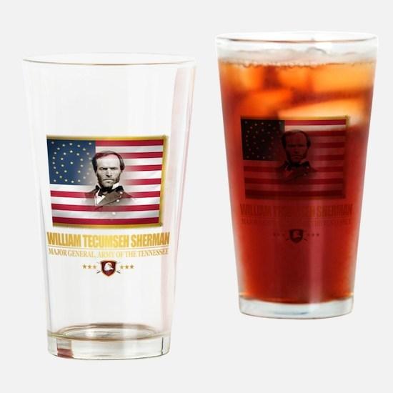 Sherman (C2) Drinking Glass