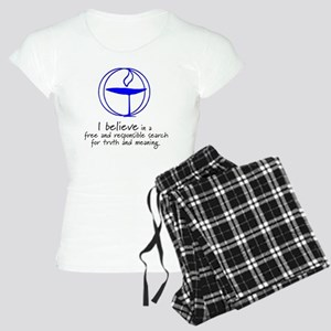 Unitarian Universalist Trut Women's Light Pajamas