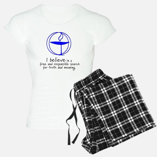 Unitarian Universalist Trut Pajamas
