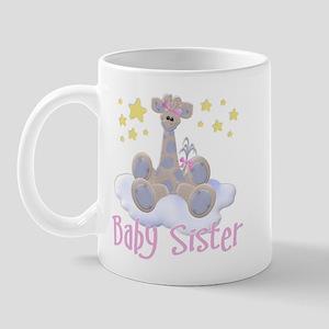 Baby Sister Giraffe Mug