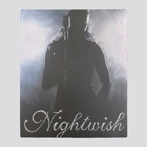 Nightwish Throw Blanket