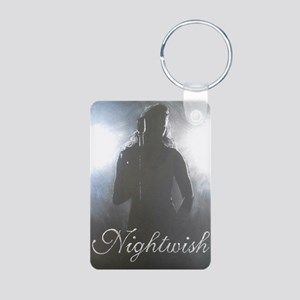 Nightwish Aluminum Photo Keychain