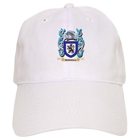 Burnell Coat of Arms - Family Crest Cap