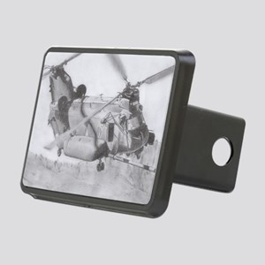 Chinook: Close Encounter Rectangular Hitch Cover