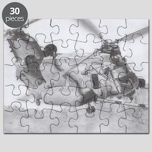 Chinook: Close Encounter Puzzle