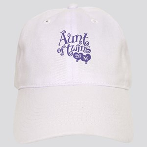Aunt of Twins 2016 Cap