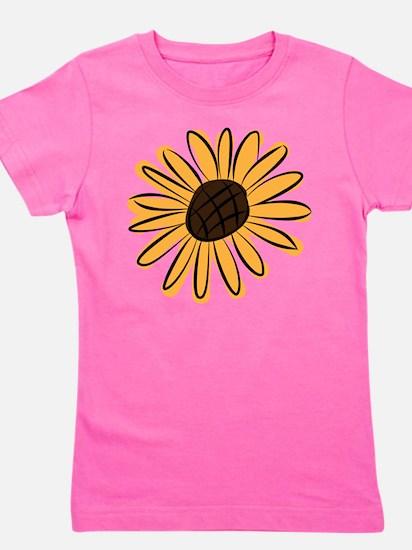 Unique Sunflower Girl's Tee