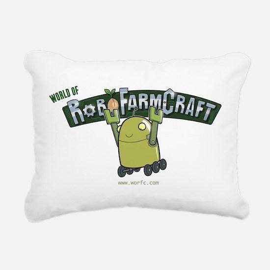Cool Minion Rectangular Canvas Pillow
