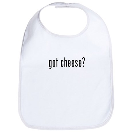 got cheese Bib