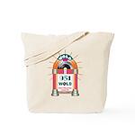 Oldies 1079 Tote Bag