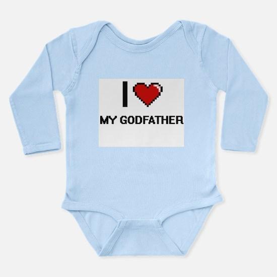 I Love My Godfather Body Suit