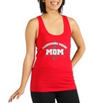 Marching Band Mom Racerback Tank Top