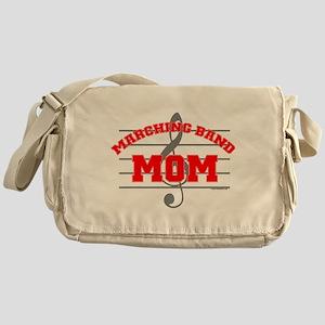 Marching Band Mom Messenger Bag
