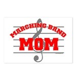 Marching Band Mom Postcards (Package of 8)