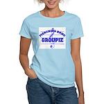 Marching Band Groupie Women's Light T-Shirt