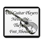 Guitar Players Never Die Mousepad