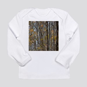 forest trees Camo Camouflage Long Sleeve T-Shirt