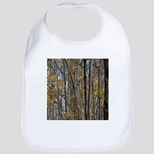 forest trees Camo Camouflage Bib