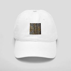 Autmn trees Camo Camouflage Cap