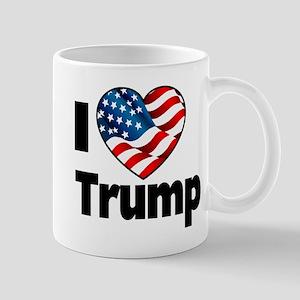 I Heart Trump Mug