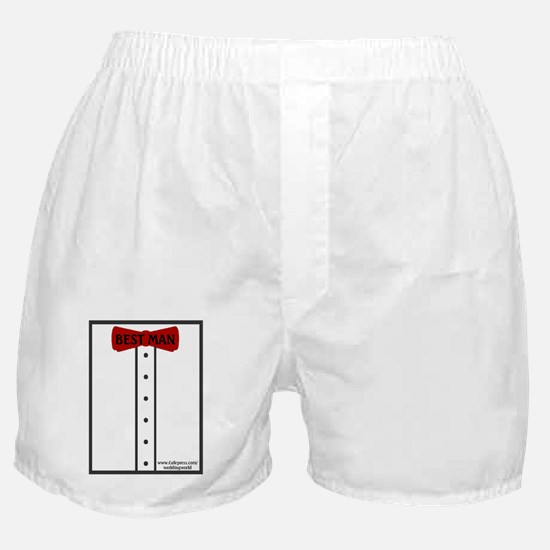 Best Man * Boxer Shorts