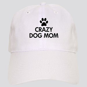 Crazy Dog Mom Cap
