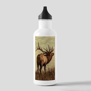 rustic western wild el Stainless Water Bottle 1.0L