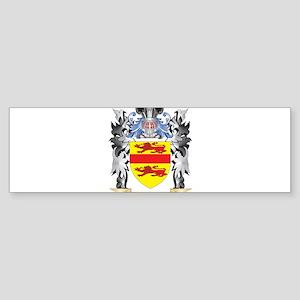 Kook Coat of Arms - Family Crest Bumper Sticker
