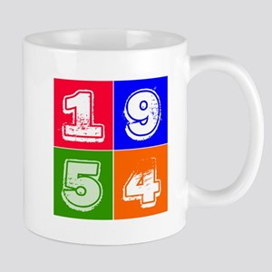 1954 Birthday Designs Mug